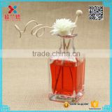 150ml hot selling wholesale glass bottle aroma reed diffuser air freshener with fashion design                                                                                                         Supplier's Choice