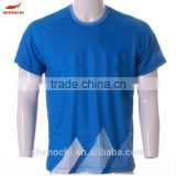2015 Dongguan factory cheap price sublimation men's running t-shirt