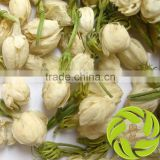 Top quality china mainland in bulk dry herbs good for sleep anti-aging herbal tea mo li hua jasminum sambac dried jasmine flower