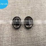 Decorative metal snap button for Europe brand clothing jeans pants factory, designer press button, fastener