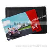 OEM Promotional USB Card with full capacity 2gb/4gb/8gb, USB Business Card, Credit Card USB flash