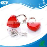 Promotional Red Heart shape mini diary lock and key                                                                         Quality Choice                                                     Most Popular
