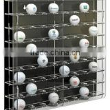 Clear Acrylic 12- Golf Balls Display Stand/Holder/Rack/Case