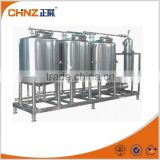 Automatic CIP Washing System for beer