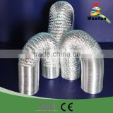 China factory Air Conditioning Type aluminum flexible duct pipe                                                                         Quality Choice
