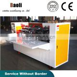 High efficiency thin blade knife cutting machine /paperboard making machine / corrugated board slitter knives