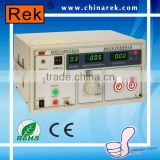 RK2671A AC/DC 0-10kv HI-POT test equipment /hipot tester price/Dielectric Withstand Voltage Test/dielectric strength tester