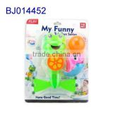 Best safe baby frog tub toy/jolly kids plastic bath toy