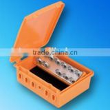 Waterproof Satellite Switch DiSEqC 10 in 1 DISEQC ,10 x1 diseqc JC-10B in stock