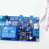 12V car light control,photoresistor relay module light detect sensor with timer