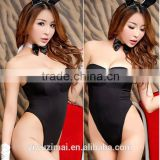 Sexy Women Lingerie Bunny Rabbit Halloween Costume Outfit Cosplay Fancy Dress