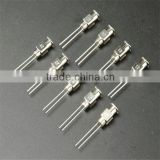 disposable needle stainless steel Glue dripping needles/Glue dispenser needles