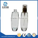 100ml Luxury Empty lotion pump bottles glass lotion bottle with pump sprayer for sale                                                                         Quality Choice