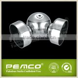 JiangSu Handrail fitting for rail to rail/stainless steel 304