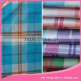 yarn dyed fabric stock lots fabric in china