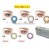 Korea circle cosmetic lenses color contact lens cheap color contacts popular brand New Bio