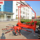 CE straw hay pellet press baling wrapping machine