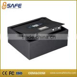 Top secure digital password plastic electrical panel money safe box