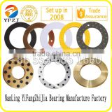 HS code 8483300090 Slide guide bushing,Oiles Guide bearing,oilless thrust washer