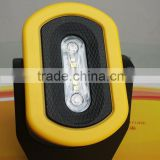 Rechargeable cordless Led Work lamp can be rotatable 360 degree with magnet base