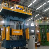 Rexroth Valve Stand Column HBP-160Tons T Style water cooler 100 ton hydraulic press Double Action with light curtain