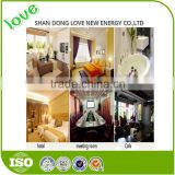 High quality Space Electric Radiant far infrared carbon fiber heating panel
