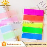 Cute Transparent Sticker Sticky Notes notepad Bookmark Mark Memo pad