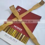 48cm long bamboo made back scratcher promotional