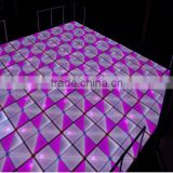 christmas wholesale price used or new cheap disco glass pvc material dmx portable led dance floor led for sale