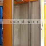 Solarium manufacturer with 50pcs 9200W vertical solarium tanning machine for fitness club