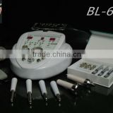 Diamond Microdermabrasion BIO Face Lifting Machine / Microcurrent facial Equipment BL-606