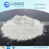 sub-nanometer barite barium sulphate(baso4) 97%min piurity used for electronic ink and nano materials