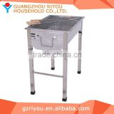 New Design Foldable Commercial Cast Iron Charcoal Bbq Grill
