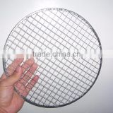 professional supplier BBQ grill wire mesh/roast fish barbecue mesh/BBQ grill netting price