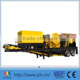 Mobile stone crushing plant,Rock Crusher ,Crushing Machinery,stone Crusher Plant