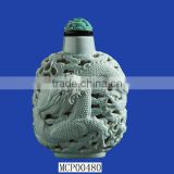 Vintage Custom Ceramic Snuff Bottle Wholesale