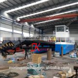 Perfect quality used cutter suction dredger with SGS for export