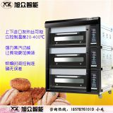 Gas 3 Layer 6 Tray Deck Oven Baking Machine Bread Food Oven NO.XZC-306D
