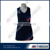 Netball dresses/tennis bodysuit customized bodysuits