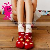 new design christmas sock children cute cartoon christmas socks christmas decorative socks