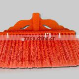 plastic broom wood handle