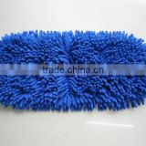 Microfiber Chenille Cleaning mop pads(window cleaning mop)