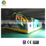 Jungle obstacle inflatable,inflatable jungle gym,inflatable obstacle course bouncers