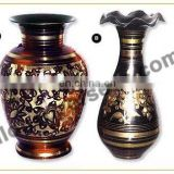 BRASS FLOVER POT