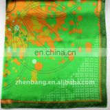 2011 Lady Square Silk Scarf Hot Sell