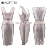 Wholesale newest bandage dress fashion casual sexy pencil skirt
