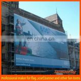 outdoor printed promotion mesh banner