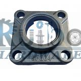 Stainless steel bearing housing casting