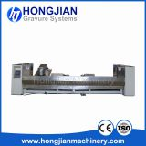 Prepress Gravure Cylinder Chrome Polishing Machine Chrome Polisher Sand Belt Polishing Band Machine