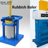 Rubbish Baler - A Powerful Wastage Manager